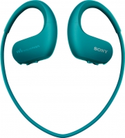 MP3-плеер Sony NW-WS413 (4Gb, синий) -