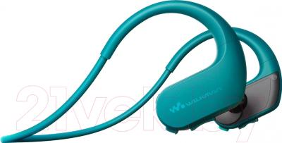MP3-плеер Sony NW-WS413 (4Gb, синий)