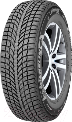 Зимняя шина Michelin Latitude Alpin LA2 265/60R18 114H
