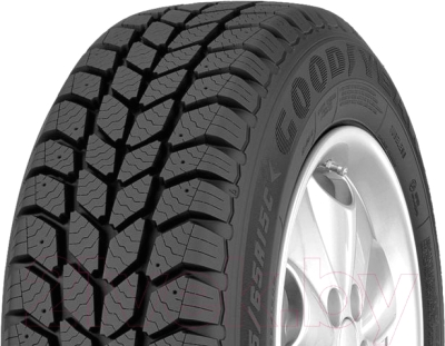 Зимняя шина Goodyear Cargo Ultra Grip 185/75R16C 104/102R