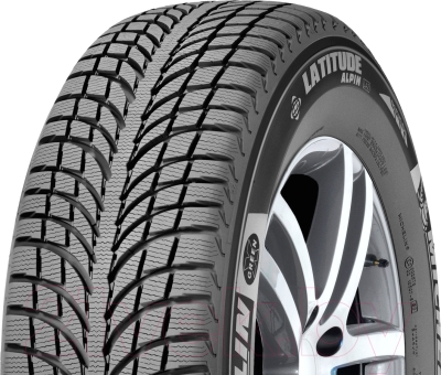 Зимняя шина Michelin Latitude Alpin LA2 235/55R19 105V
