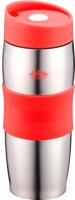 Термокружка Peterhof PH-12410 (красный)