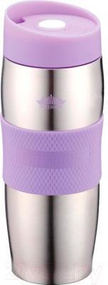 Термокружка Peterhof PH-12410 (фиолетовый)