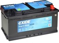 Автомобильный аккумулятор Exide AGM EK950 (95 А/ч) -