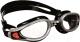 Очки для плавания Aqua Sphere Kaiman Exo 175610 (прозрачный/серебристый/черный) -
