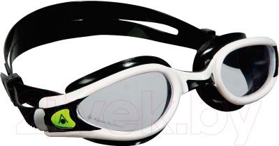 Очки для плавания Aqua Sphere Kaiman Exo 175620 (прозрачный/белый/черный)