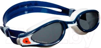 Очки для плавания Aqua Sphere Kaiman Exo 175630 (темный/синий/белый)