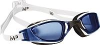 Очки для плавания Aqua Sphere Michael Phelps Xceed 139050 (синий/белый/черный) -