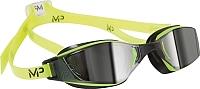 Очки для плавания Aqua Sphere Michael Phelps Xceed Xceed 139060 (зеркальный/желтый/черный) -