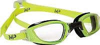 Очки для плавания Aqua Sphere Michael Phelps Xceed 139000 (прозрачный/желтый/черный) -