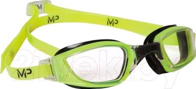 Очки для плавания Aqua Sphere Michael Phelps Xceed 139000 (прозрачный/желтый/черный)