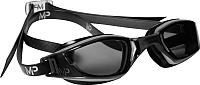 Очки для плавания Aqua Sphere Michael Phelps Xceed 139030 (темный/серебристый/черный) -