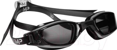 Очки для плавания Aqua Sphere Michael Phelps Xceed 139030 (темный/серебристый/черный)