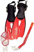 Набор для плавания Aquatics Pirate 190005 M/L (р. 29-34) -