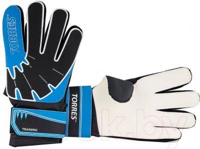 Перчатки вратарские Torres Training FG050410-BU