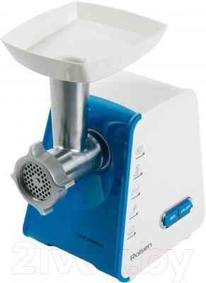 Мясорубка электрическая Rolsen MG-1515PR (синий)