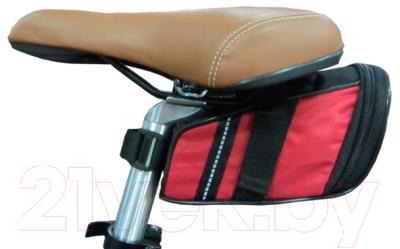Сумка велосипедная Зубрава ПС200-80-90