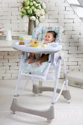 Стульчик для кормления Happy Baby Kevin (бежевый)