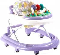 Ходунки Happy Baby Smiley V2 (фиолетовый) -