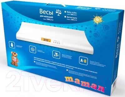 Детские весы Maman SBBC 212