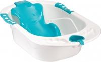 Ванночка детская Happy Baby Комфорт (голубой) -