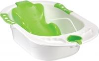 Ванночка детская Happy Baby Комфорт (зеленый) -