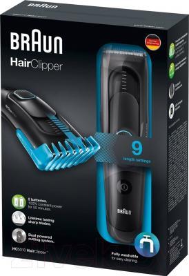Машинка для стрижки волос Braun HC5010 (81517336)