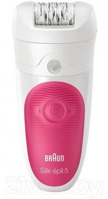Эпилятор Braun SE 5547 Wet&Dry Gift Edition (81563414)