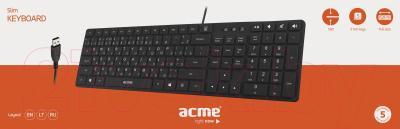 Клавиатура Acme KS05 / 167824