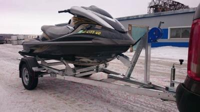 Прицеп для лодки ССТ ССТ-7132-13