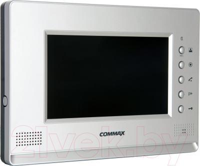 Видеодомофон Commax CDV-70A (серебристый)
