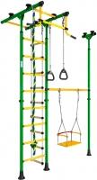 Детский спортивный комплекс Romana 31 ДСКМ-3-8.06.Т.490.01-61 (зеленый/желтый) -