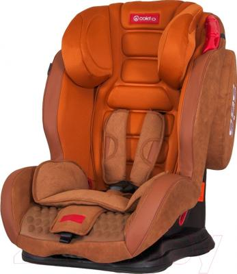 Автокресло Coletto Corto (оранжево-коричневый)