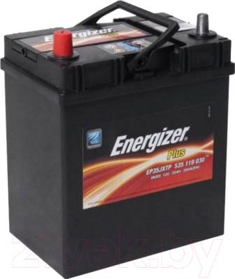 Автомобильный аккумулятор Energizer Plus 535119 / 541506000 (35 А/ч)
