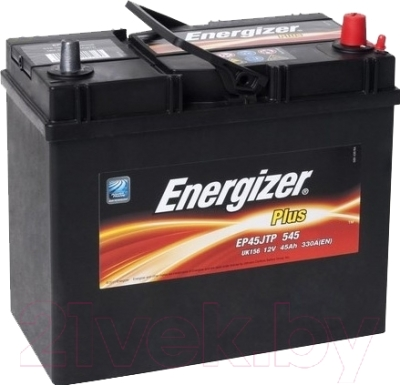 Автомобильный аккумулятор Energizer Plus 545158 / 591982000 (45 А/ч)