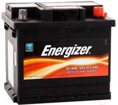 Автомобильный аккумулятор Energizer Plus 545412 / 542928000 (45 А/ч)