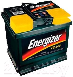 Автомобильный аккумулятор Energizer Plus 560127 / 542922000 (60 А/ч)