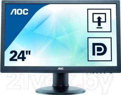 Монитор AOC E2475PWJ