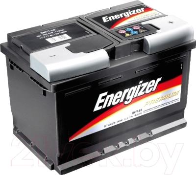 Автомобильный аккумулятор Energizer Premium 577400 / 542917000 (77 А/ч)