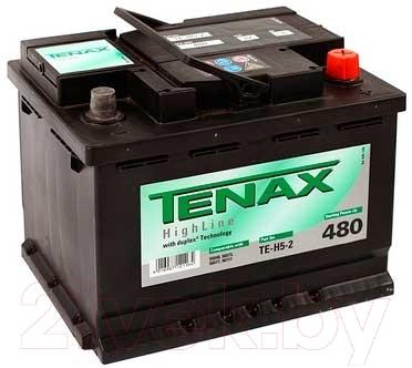 Автомобильный аккумулятор Tenax HighLine 556400 / 535266000 (56 А/ч)