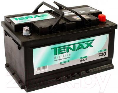 Автомобильный аккумулятор Tenax HighLine 580406 / 535281000 (80 А/ч)