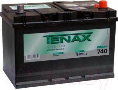 Автомобильный аккумулятор Tenax HighLine 591400 / 535284000 (91 А/ч)