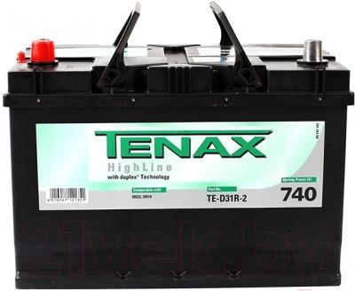 Автомобильный аккумулятор Tenax HighLine 591401 / 535285000 (91 А/ч)