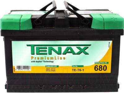 Автомобильный аккумулятор Tenax PremiumLine 574104 / 535280000 (74 А/ч)