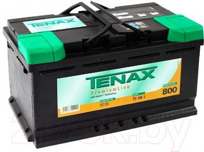 Автомобильный аккумулятор Tenax PremiumLine 600402 / 619621000 (100 А/ч)