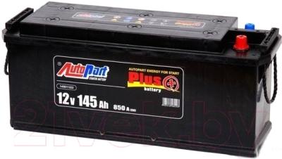 Автомобильный аккумулятор AutoPart AHD145 L+ (145 А/ч)