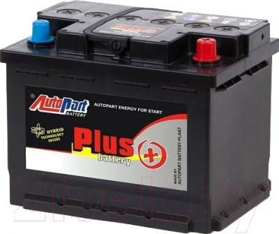 Автомобильный аккумулятор AutoPart AP400 R+ (40 А/ч)