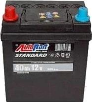 Автомобильный аккумулятор AutoPart AP401 L+ (40 А/ч)