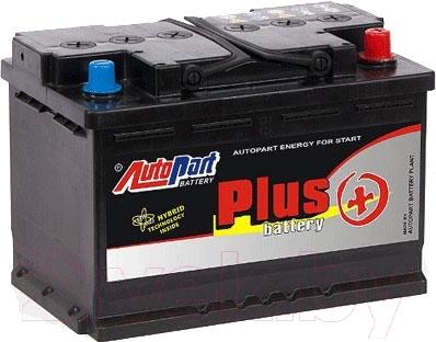 Автомобильный аккумулятор AutoPart AP552 R+ (55 А/ч)