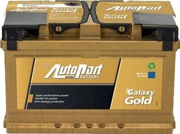 Автомобильный аккумулятор AutoPart GD1000 R+ (102 А/ч)